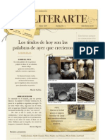 Revista Literarte No 1