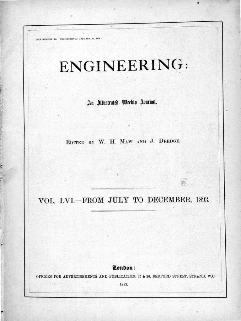 Engineering Vol 56 Index Rail Transport Steam Engine Wards Gilson Wiring Diagram Magneto