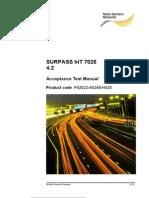 SURPASS-HiT7035-R4-2-Acceptance-Test-Manual