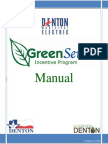 Denton-Municipal-Electric-GreenSense-Energy-Efficiency-Rebate-Program