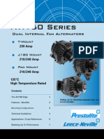 AVI160 Series Alternators Sales Brochure