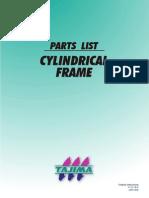 Tajima Cylindrical Frame 2013 04