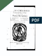 Scaliger—Poetica 1561