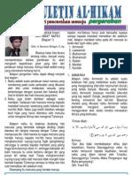 Buletin Al hikam Edisi 9