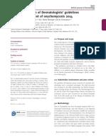 Onychomycosis Guidelines 2014