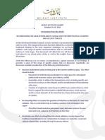 Beirut Institute Summit - Abu Dhabi Declaration (English)