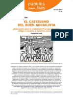 04 - Catecismo Socialista - Claves Para Ser Un Buen Progresista