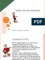 El Habla de Los Chilenos