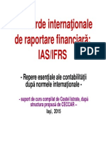 Suport Curs IFRS Septembrie 2015