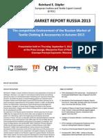 Market Report Russia