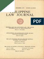 PLJ Volume 54
