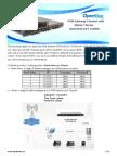 Quickstart Guide of OpenVox GSM Gateway WGW1002G Connect With Elastix Server