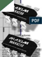 exposicion amplificadores operacionales