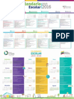 Calendario Escolar Ministerio de Educación 2015 2016 - Notilogía