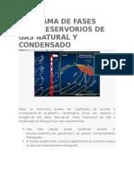 Diagrama de Fases Para Reservorios de Gas Natural y Condensado