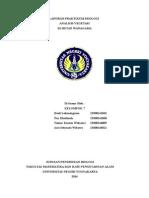 Laporan Analisis Vegetasi Hutan Wanagama