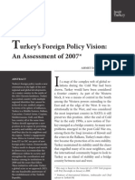 Insight Turkey Vol.10 Ahmet Davutoglu