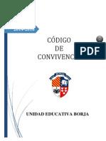 Codigo de Convivencia 2014
