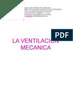 Trabajo de Ventilacion mecanica