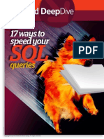 17 Ways to Speed Your SQL Queries