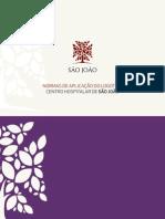 Manual de Identidade Visual - Hospital Sao Joao