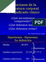 Sindrome Febril e Hipotermia Para Enfermeria