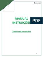 Manual Instruções Cliente Oculto Malwee 2015 - Com Questionário