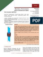 3D Modelling of ECT and UT Sensor Using Finite Element Method