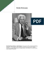 Biografía de Erick Erickson