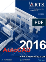 Manual AutoCAD Bidimensional 2016