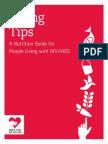 Nutrition HIV
