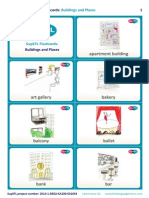 SupEFL Flashcards Buildings and Places English