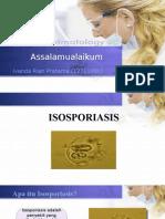 Isosporiasis PPT