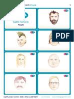 SupEFL Flashcards People