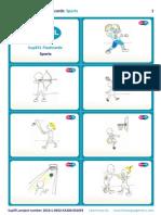 SupEFL Flashcards Sports