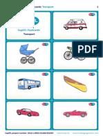 SupEFL Flashcards Transport