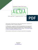 Alua - Asymmetric LoALUA_-_ASYMMETRIC_LOGICAL_UNIT_ACCESSgical Unit Access