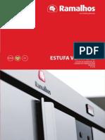 Catálogo Estufas de Fermentação