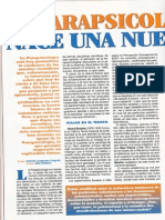 La Parapsicologia Cuantica. Nace Una Nueva Disciplinar-006 Nº100 - Mas Alla de La Ciencia - Vicufo2