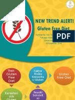 3.Gluten Free Diet