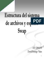 Archivos Swap