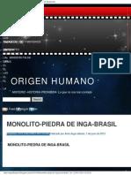 Monolito Piedra de Inga Brasil