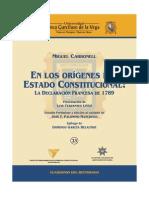Los Origenes Del Estado Constitucional - Miguel Carbonel (1)
