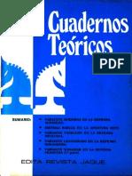 Cuadernos teoricos 12