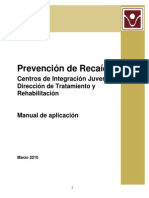 Manual Prevencion Recaidas