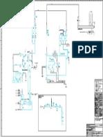 P&ID instalation boiler