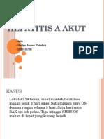 Hepatitis A Akut