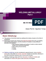 Welding Metallurgy Part 1