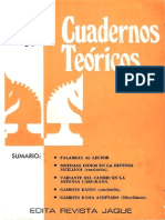 Cuadernos teoricos 61
