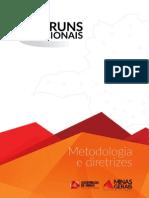 Cartilha de Metodologia e Diretrizes Dos Fóruns